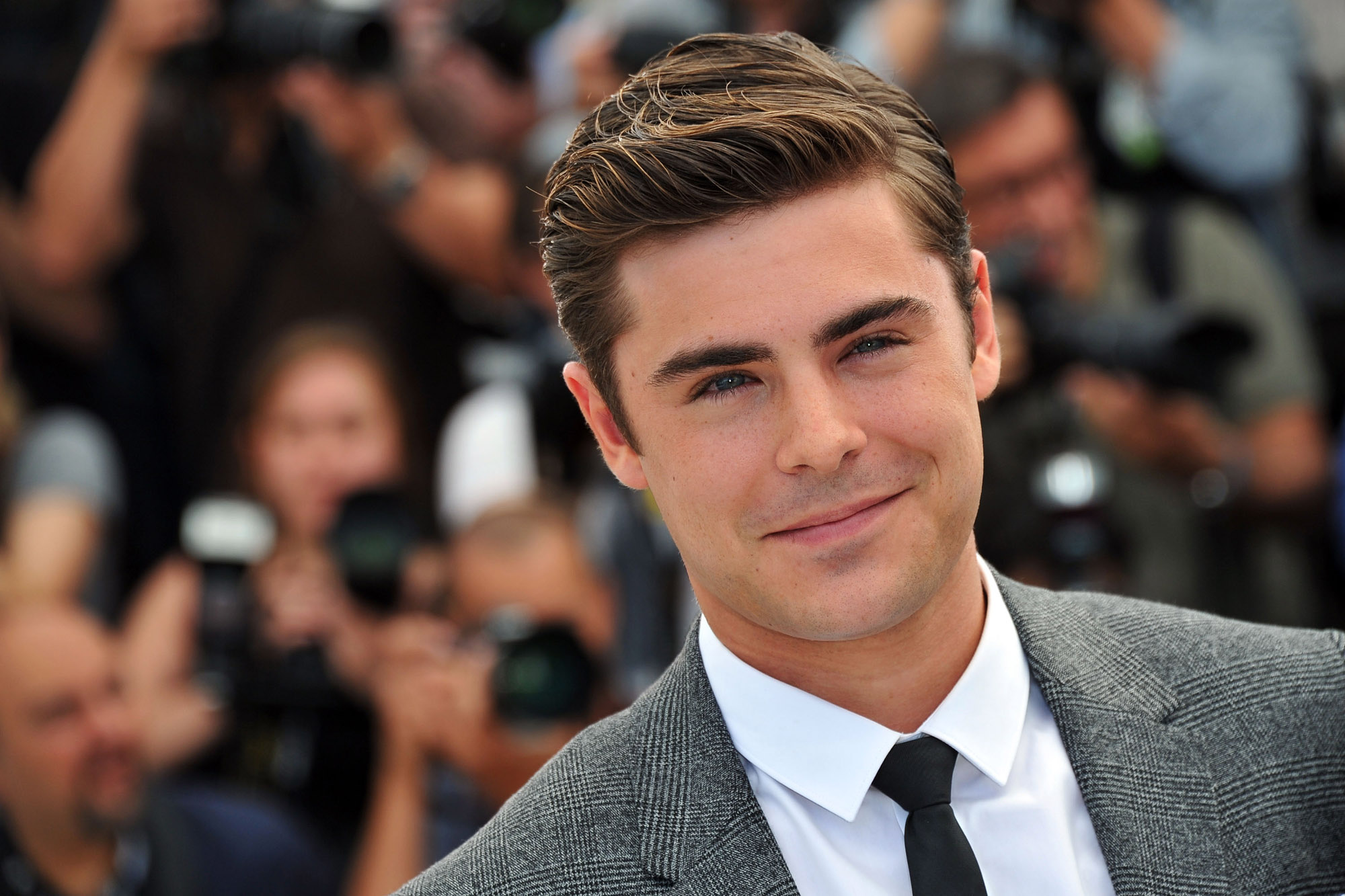 FILE: Zac Efron Completes Rehab Stay