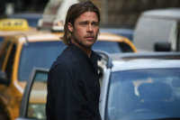 Brad Pitt World War Z 2