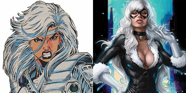 Silver Sable Black Cat Christopher Yost Sony