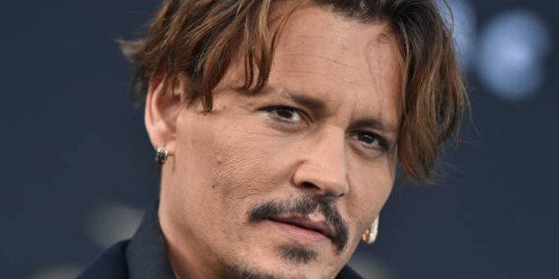 Johnny Depp Infinitum Nihil IM Global