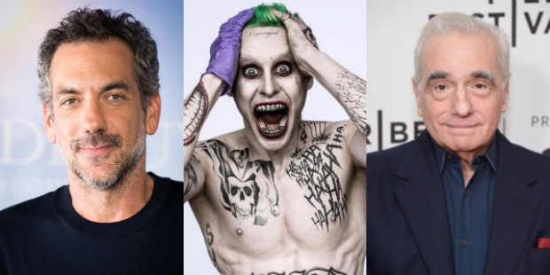 Joker Todd Phillips Martin Scorsese