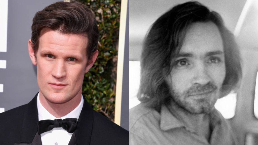 Matt Smith as Manson