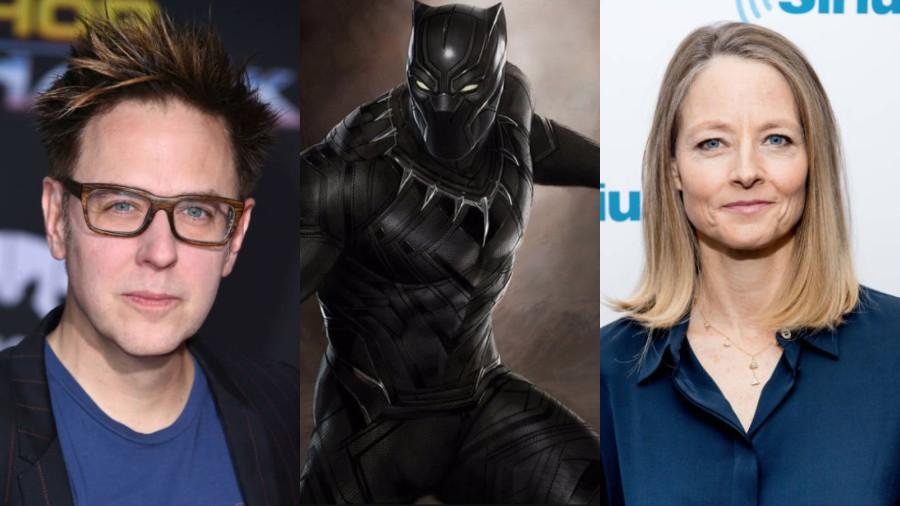 James Gunn Jodie Foster Black Panther