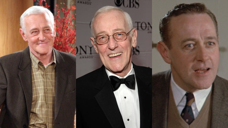John Mahoney Trilogy